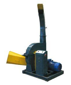 Дробилка стационарная для древесных отходов ДС10