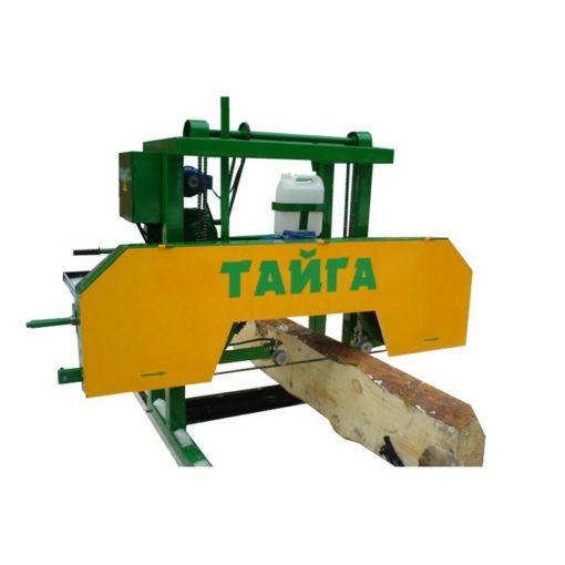 Ленточная пилорама Тайга Т-2М