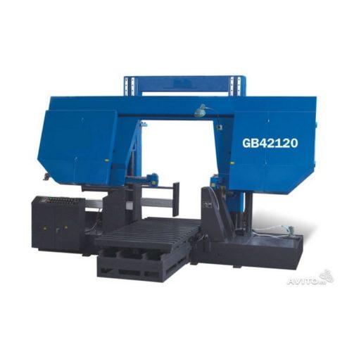 Полуавтоматический ленточнопильный станок GB42120