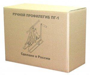 Профилегиб ручной (трубогиб) ПГ-1