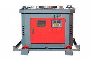 Станок для гибки арматуры с электронной панелью управления GW-40