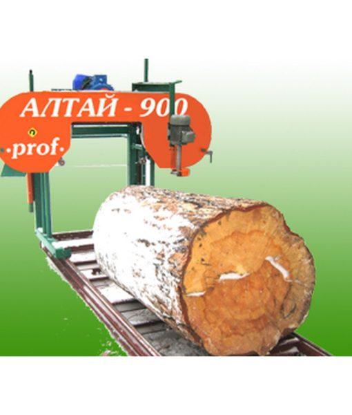 Пилорама ленточная АЛТАЙ-900-PROF