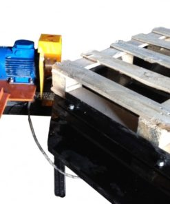 станок для обрезки углов деревянных поддонов оptima-упм2