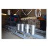 Оцилиндровочный станок с чашкорезом на коронках