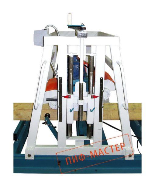 Станок для изготовления бруса СПБ–200