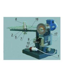 Станок СЗДП-02 для заточки дисковых пил