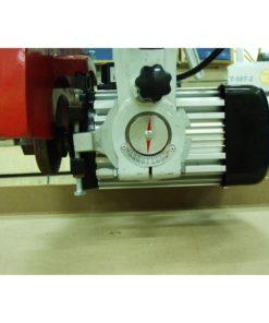 MJ930 Торцовочный станок с верхним расположением пилы