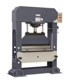 Пресса гидравлические одноцилиндровые HPB-1010, HPB-1500